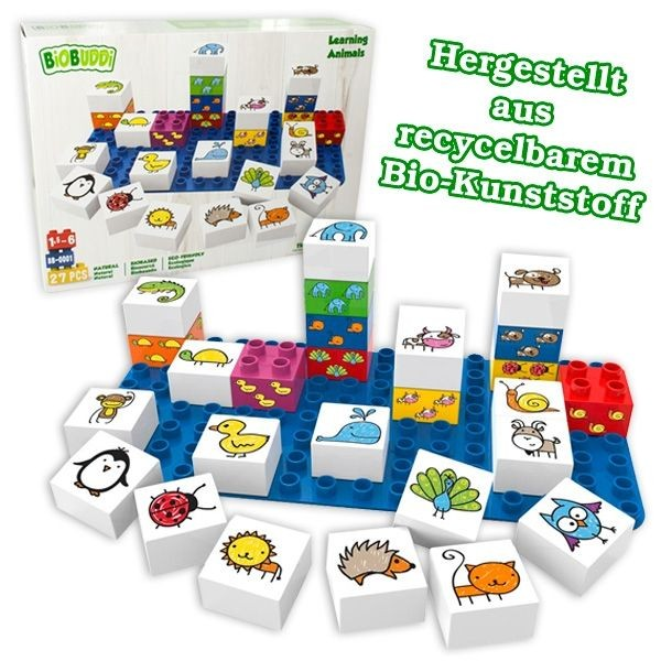 Tiere / Learning Animals Set
