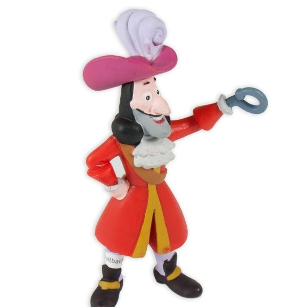 Tortenfig.Bully.Captain Hook 4x10cm
