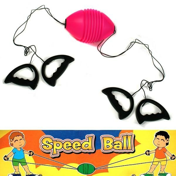 Speedball Set mit 4 Griffen, 2,40 m
