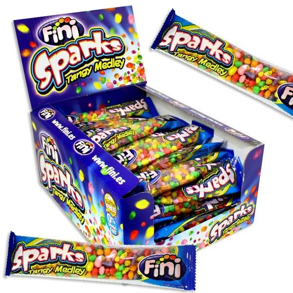 Sparks Mini Dragees Fruchtmix 48 x 16g GP